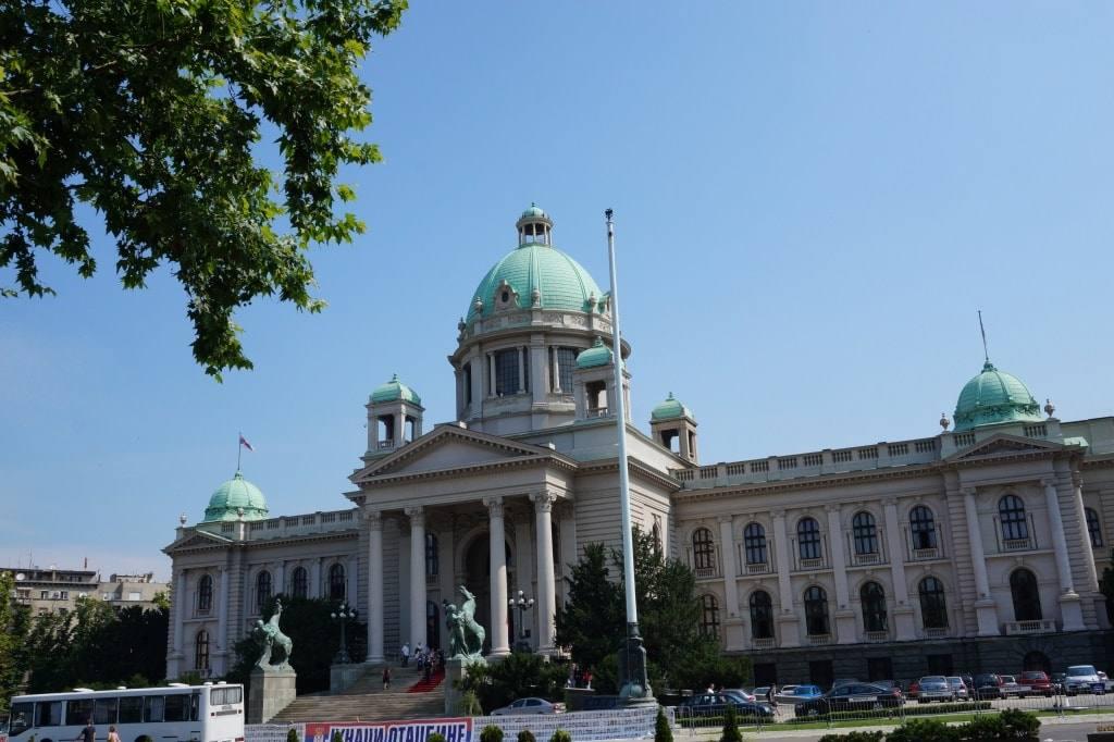 parlament belgrade