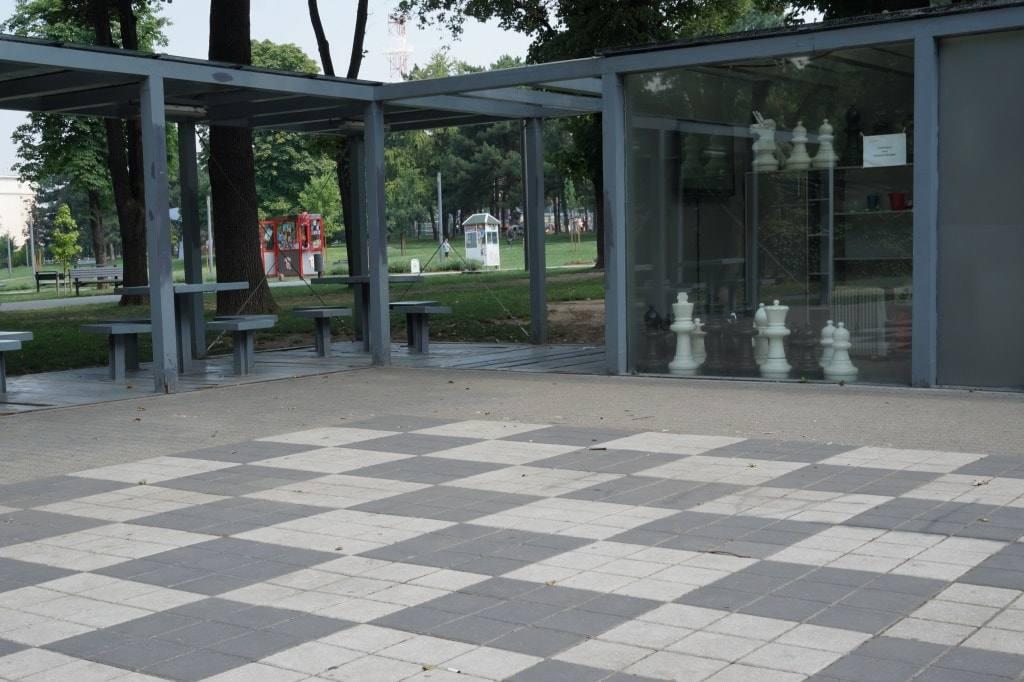 park shahmaty