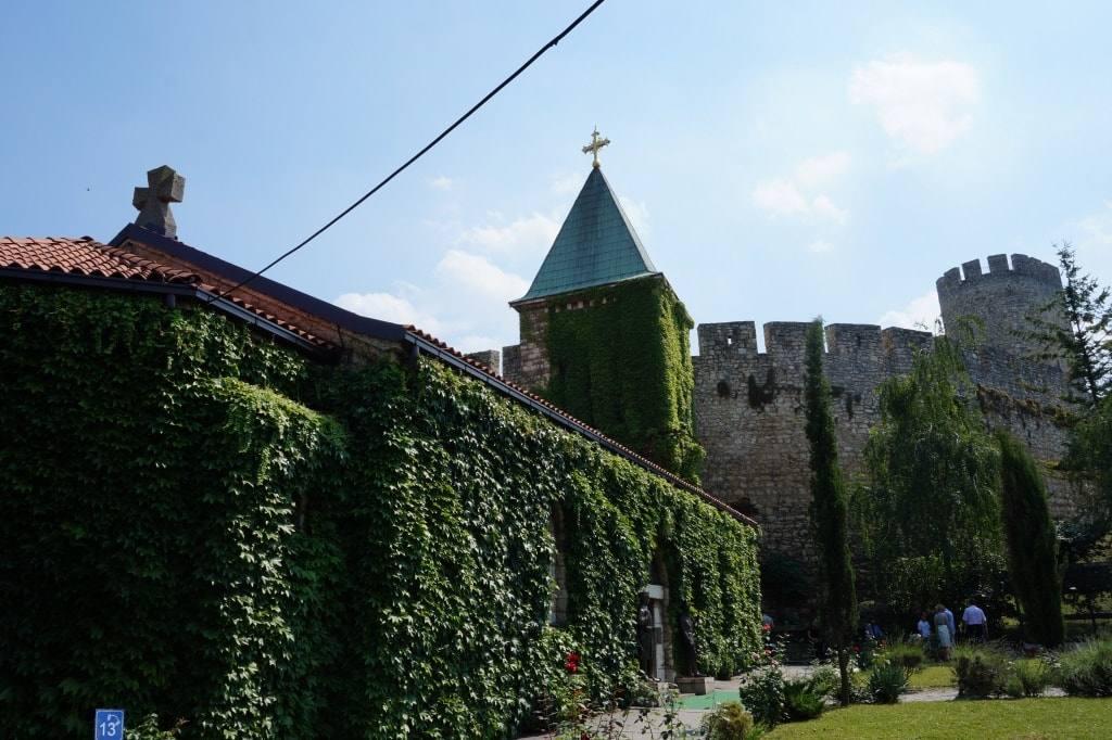 церковь достопримечательности Белграда