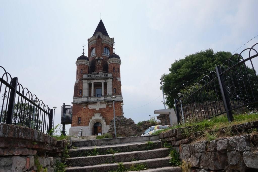 Земун башня Гардош