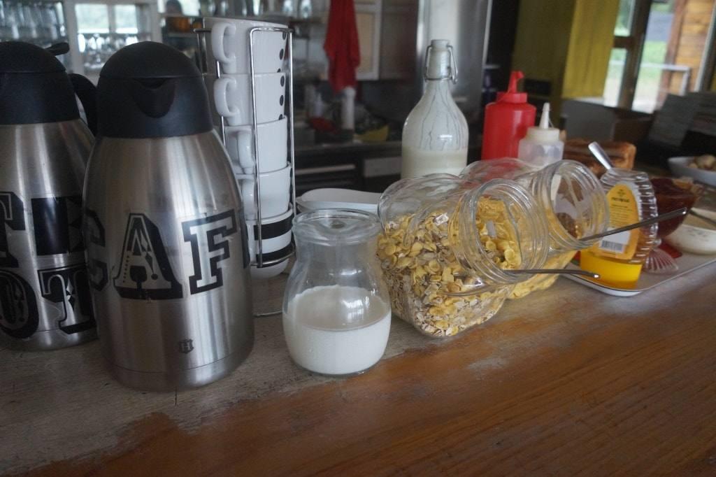 арка барка отель завтрак