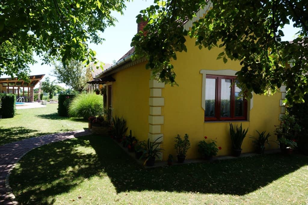 villa Vivien Palic Serbia