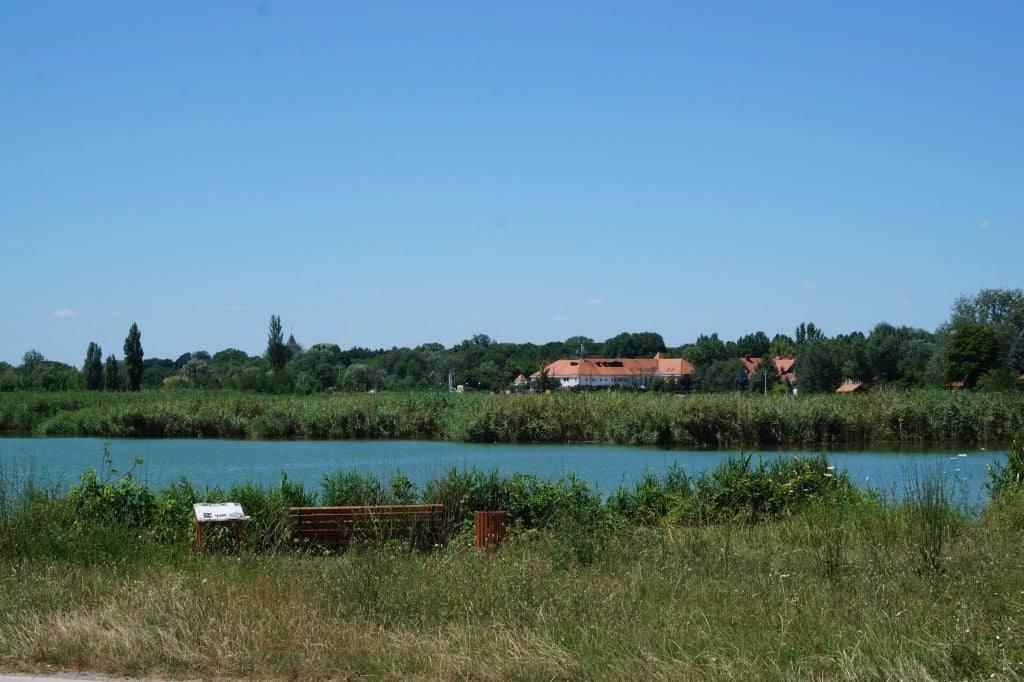 Krvavo jezero Palic Serbia