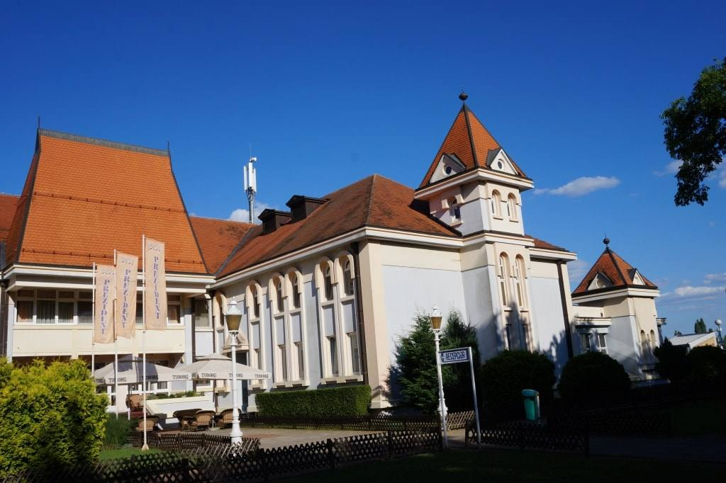 hotel-Palic