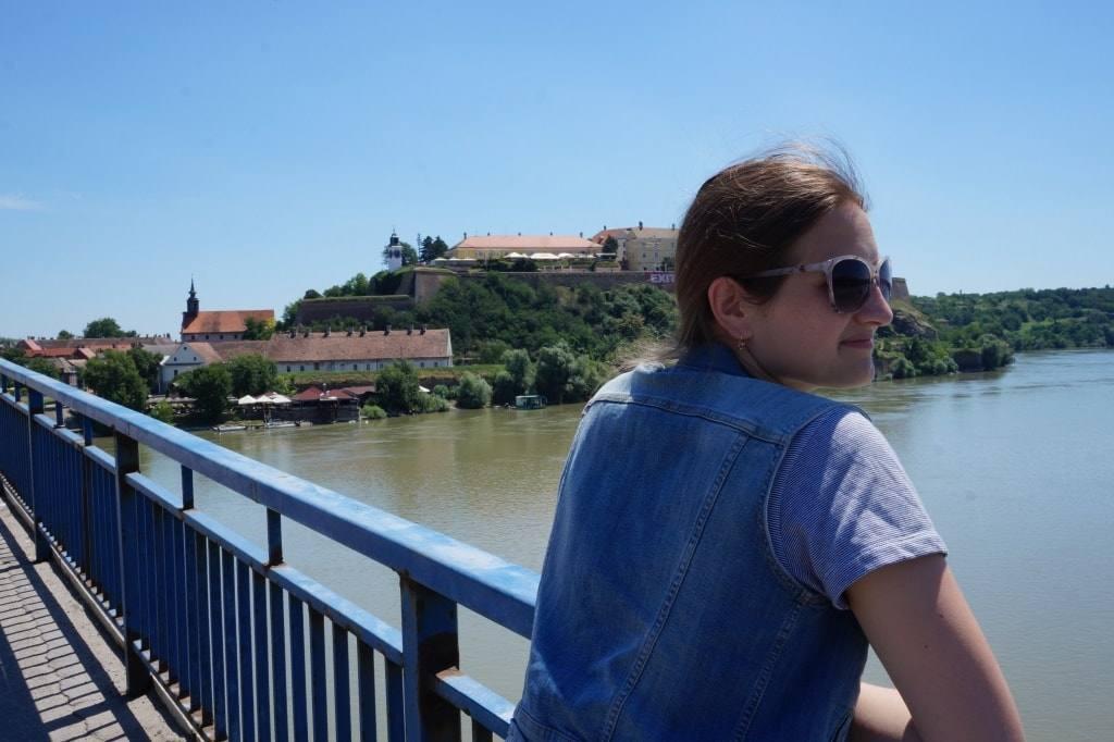 Таня в Сербии