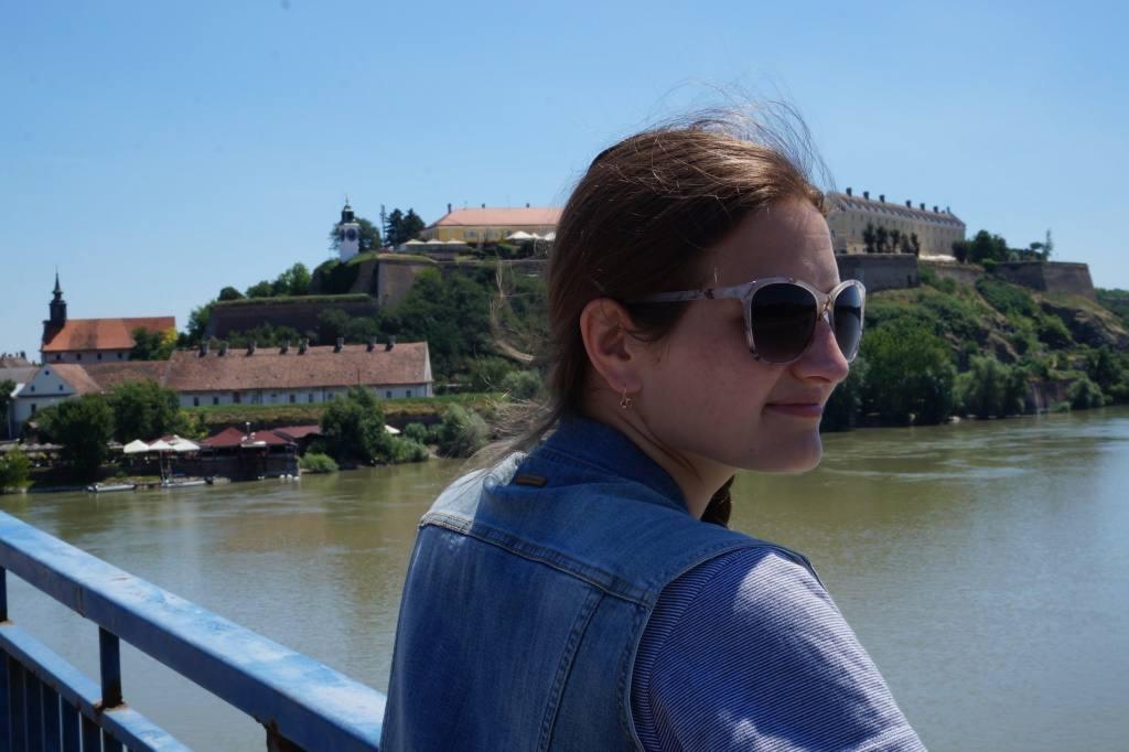 Таня в Нови-Саде