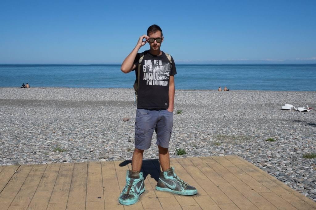 ботинки Батуми