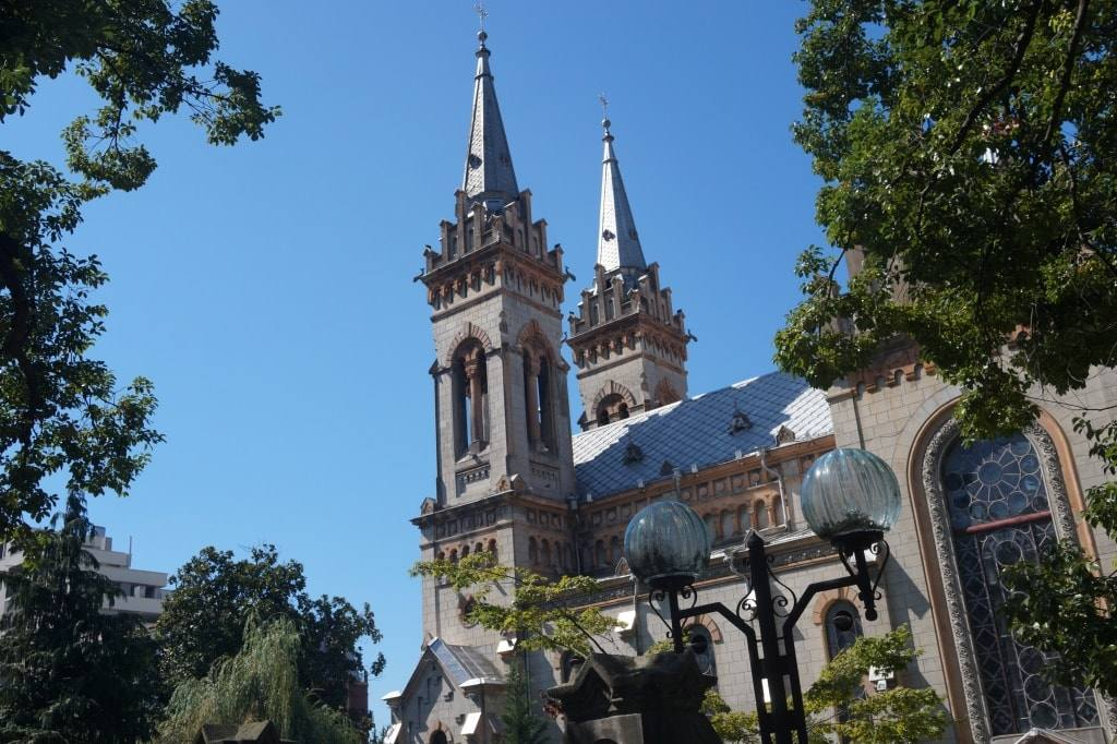 католический собор батуми