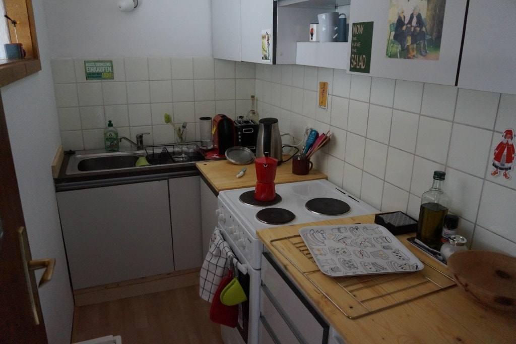 Моя квартира в Вене. Дамблдор, динозавр и собственное стадо единорогов.