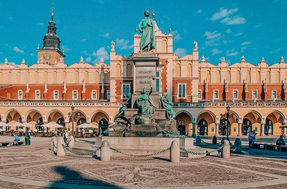krakow-polsha