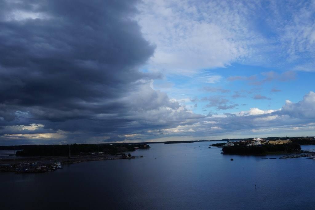 Наша квартира в Хельсинки: мини-бар, вид на море и исчезающая лягушка