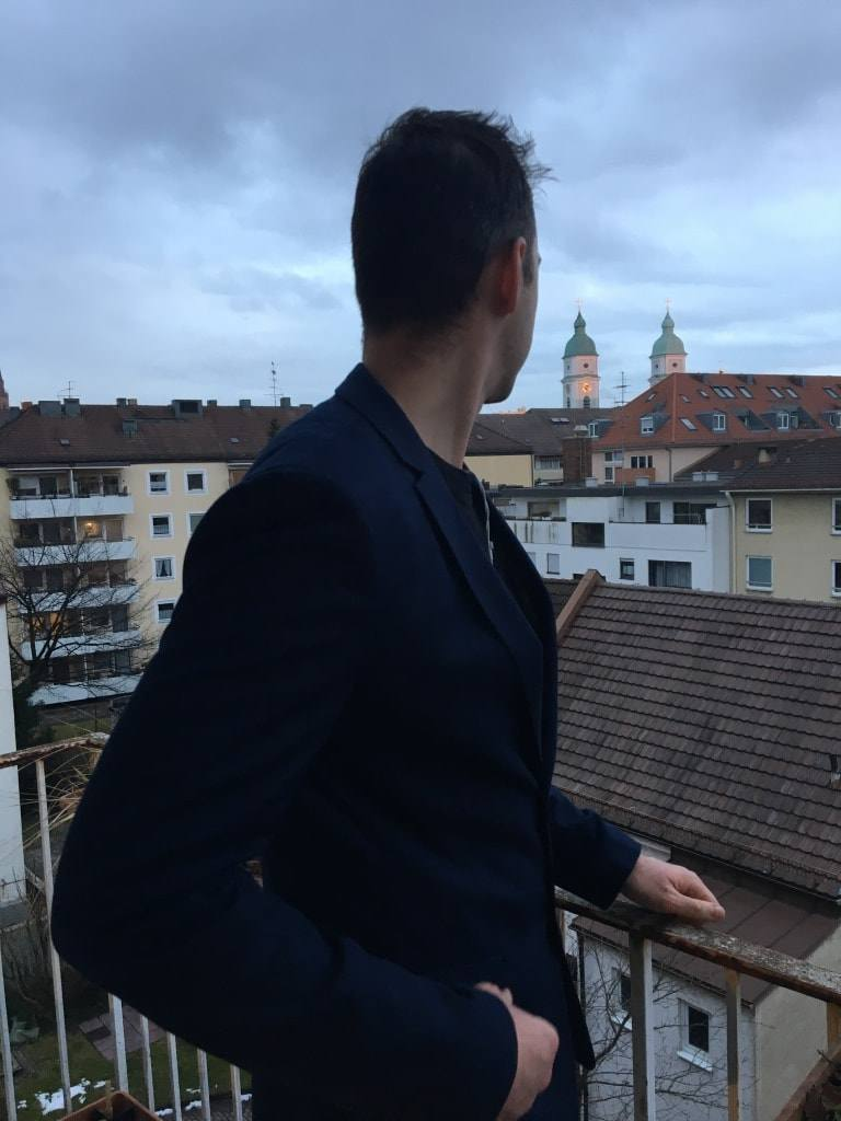 Песнь льда и пламени. Рассказ о квартирах, которые мы снимали в Мюнхене и Нюрнберге