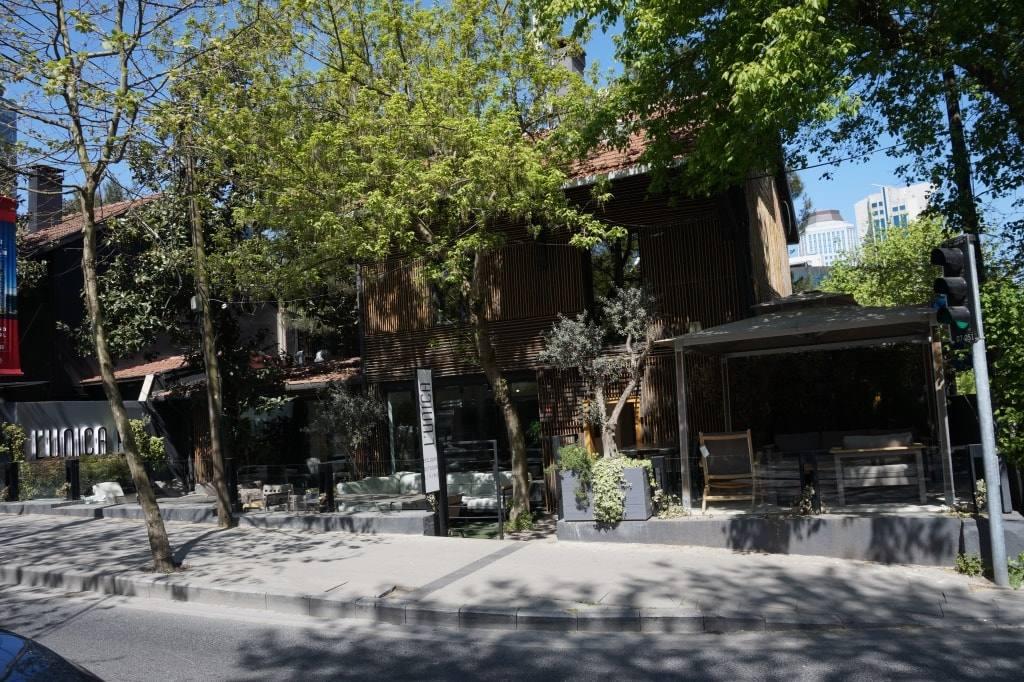 Прогулка по району Левент (Levent). Красивая жизнь по-турецки.