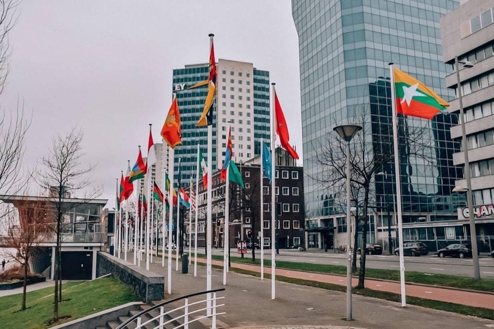 alleja-flagov