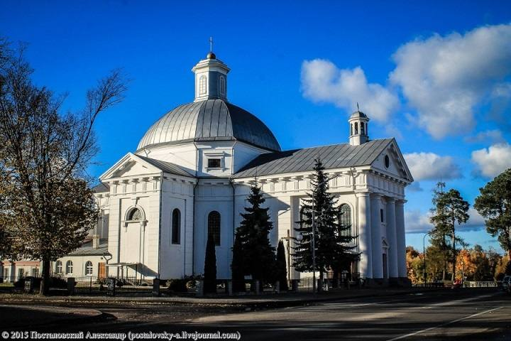 Самые красивые города Беларуси: мой ТОП-9