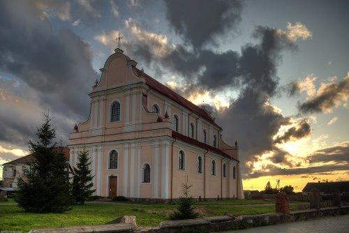 Легенды замков Беларуси: три замка и шесть привидений