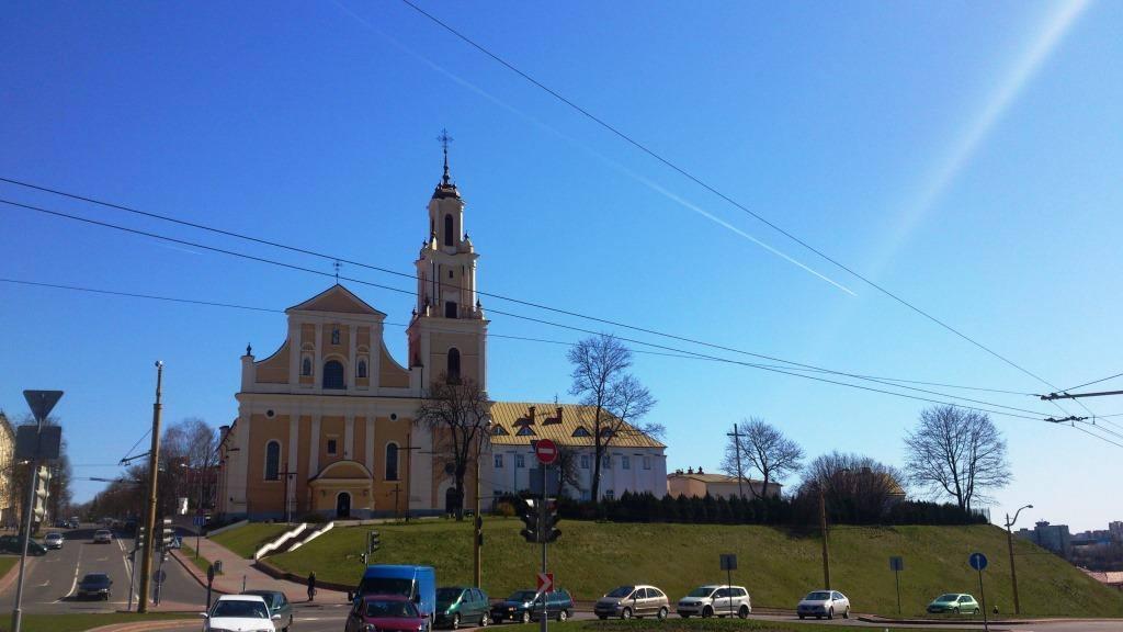 Прогулка по Гродно или Город на соседней улице