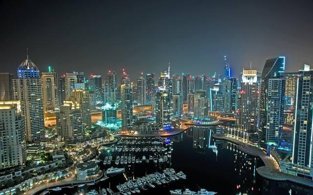 Город в облаках или 30 фактов о жизни в Дубае