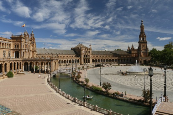 Испания осенью