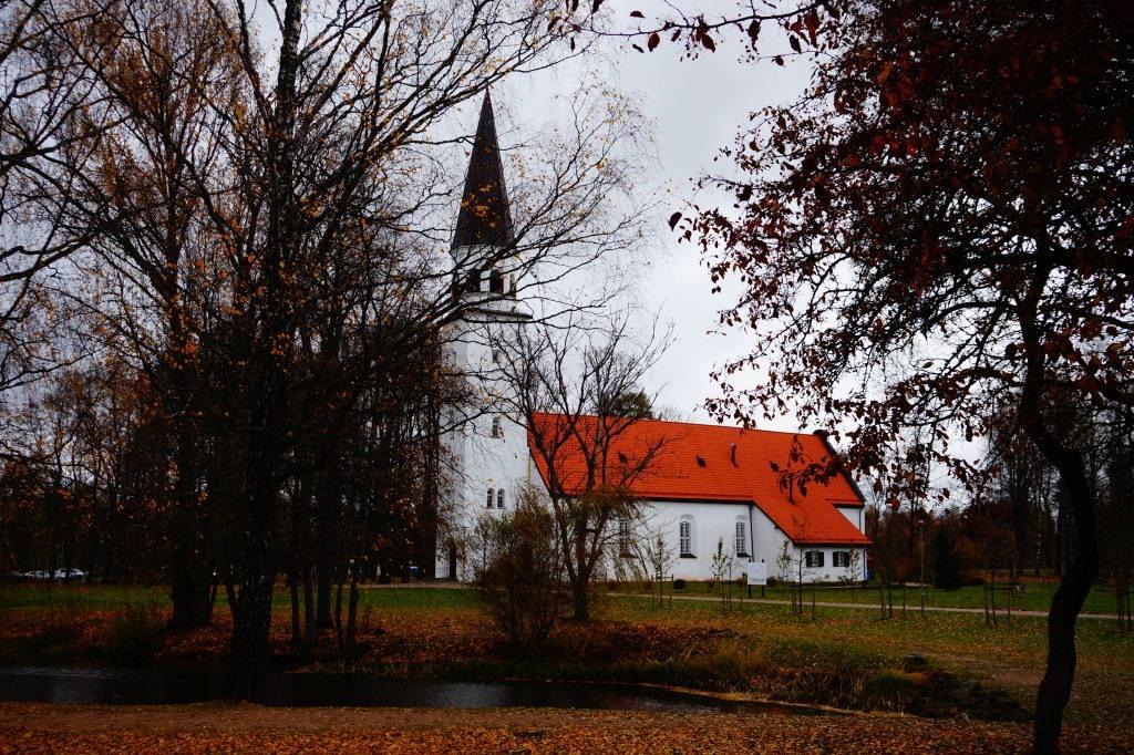Сигулдская церковь
