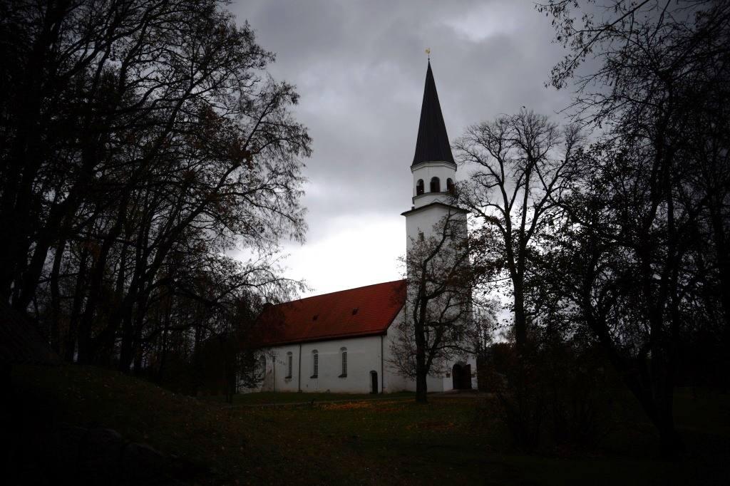 церковь Сигулда