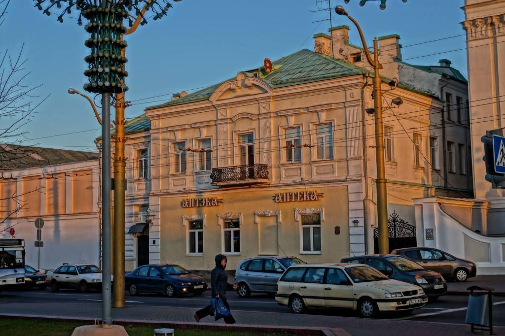 аптека музей в Гродно