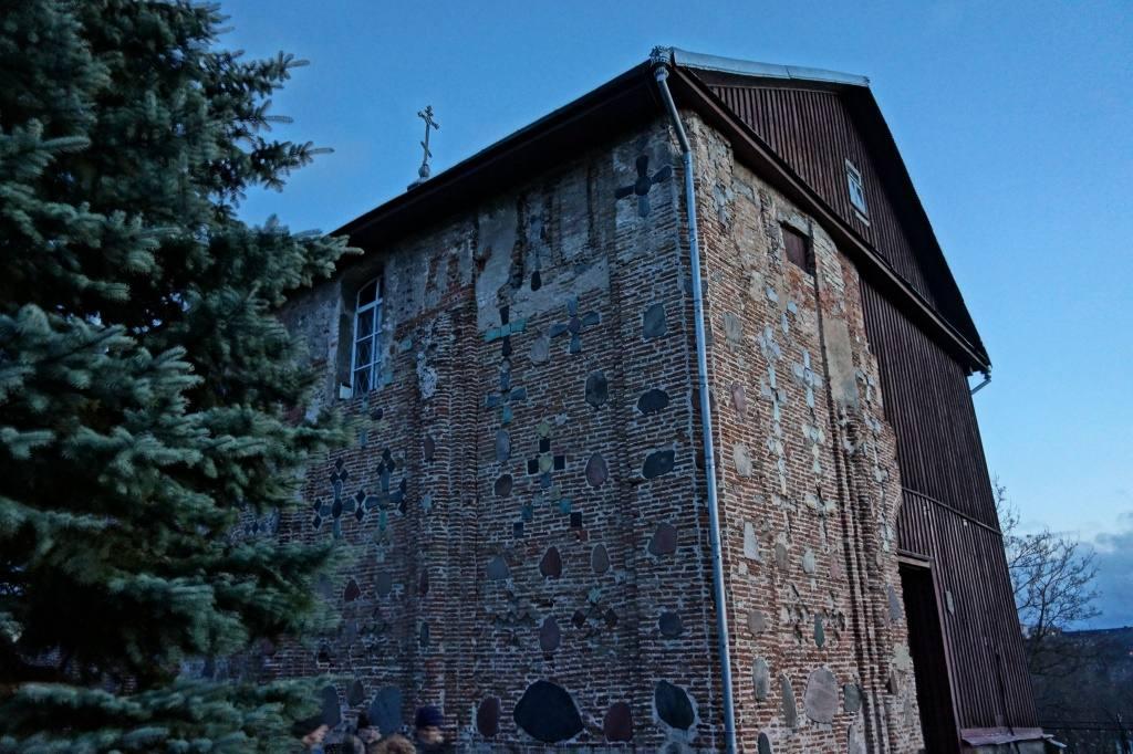 Каложская церковь достопримечательности Гродно