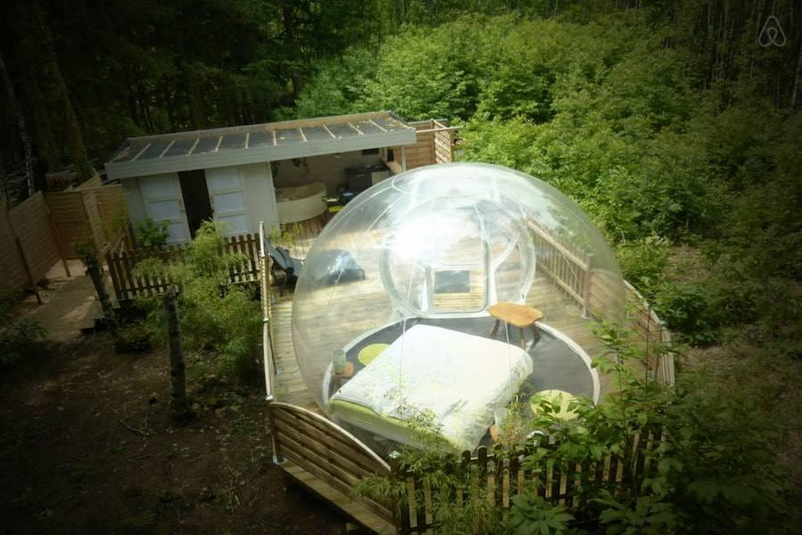 дом пузырь