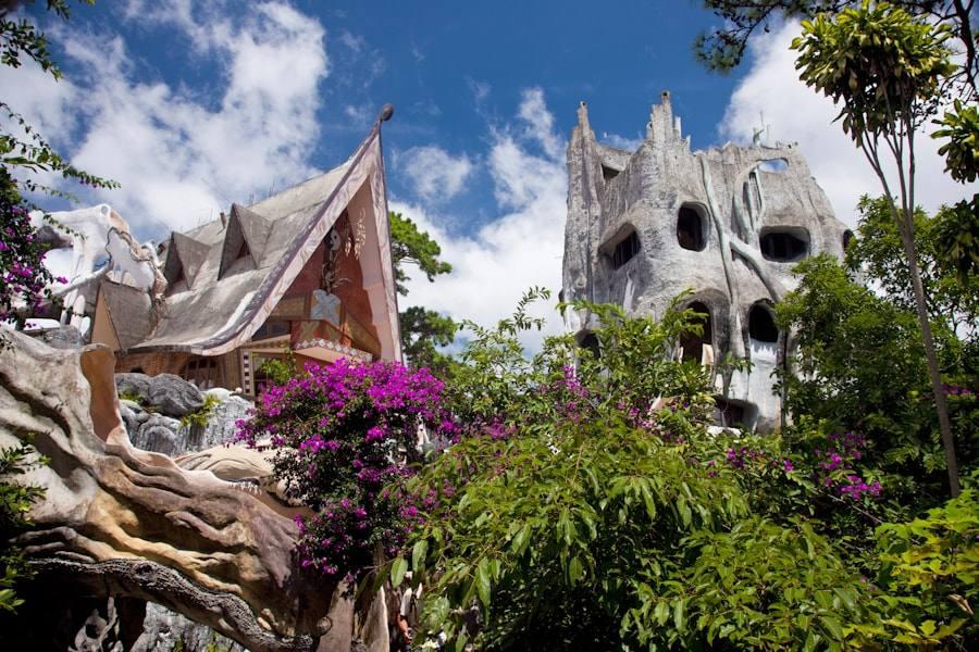 необычный дом вьетнам