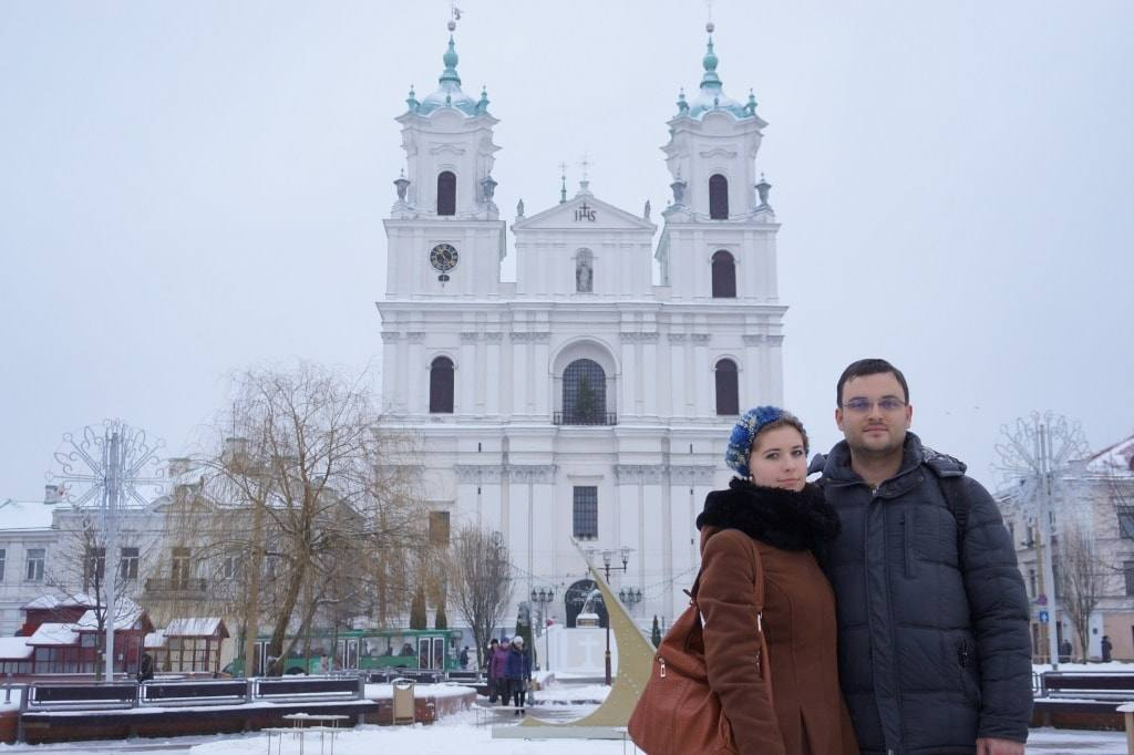 Беларусь на двоих: приключения украинцев в Минске, Гродно и Бресте