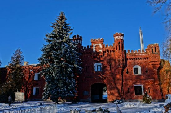 Брест крепость
