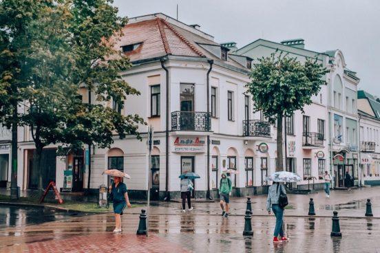 Поездка в Брест: что посмотреть в городе над Бугом