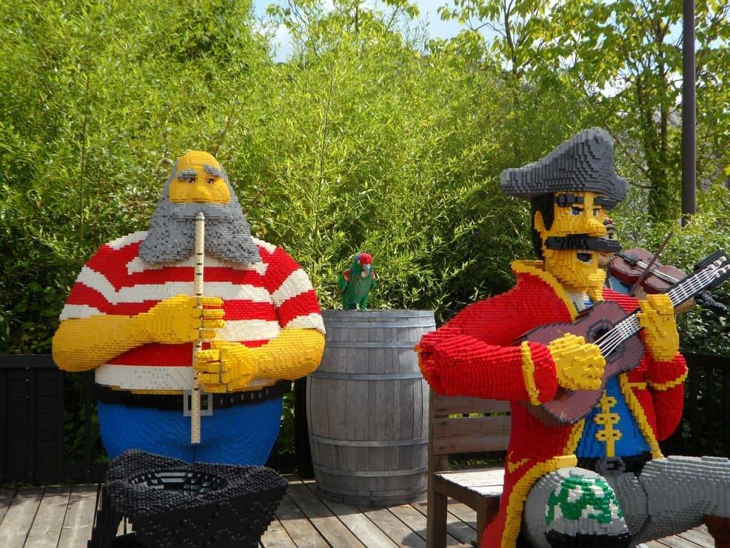 legoland pirates