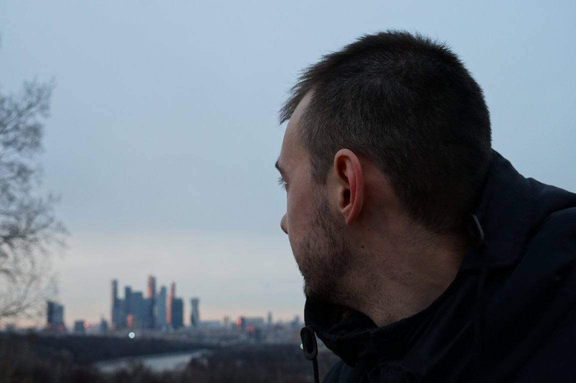 Антон Бородачев