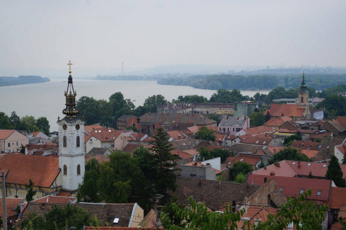 Сербская матрешка. Земун - город внутри Белграда