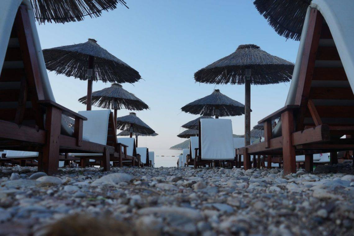 Пляжи Будвы: отзывы, впечатления и много личных фото.