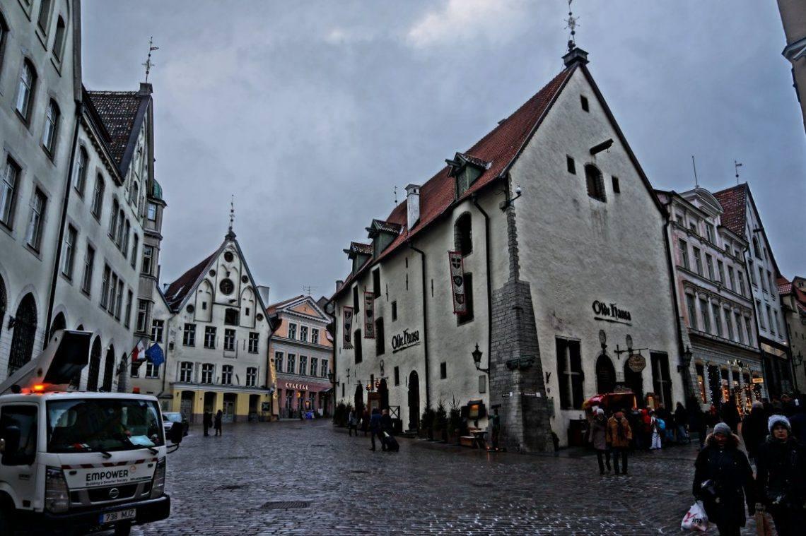 Как добраться до Таллина из Минска: несколько лучших вариантов