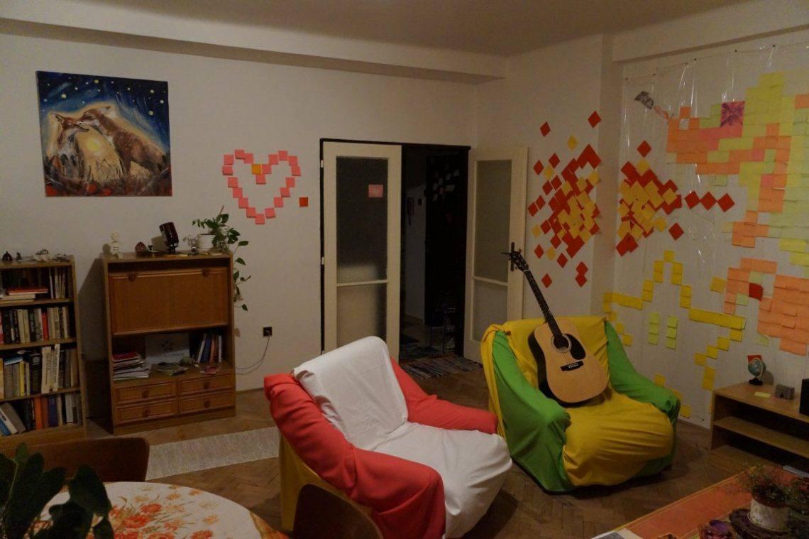 Мой персональный хостел. Где я жил в Братиславе, веселый квест и многое другое