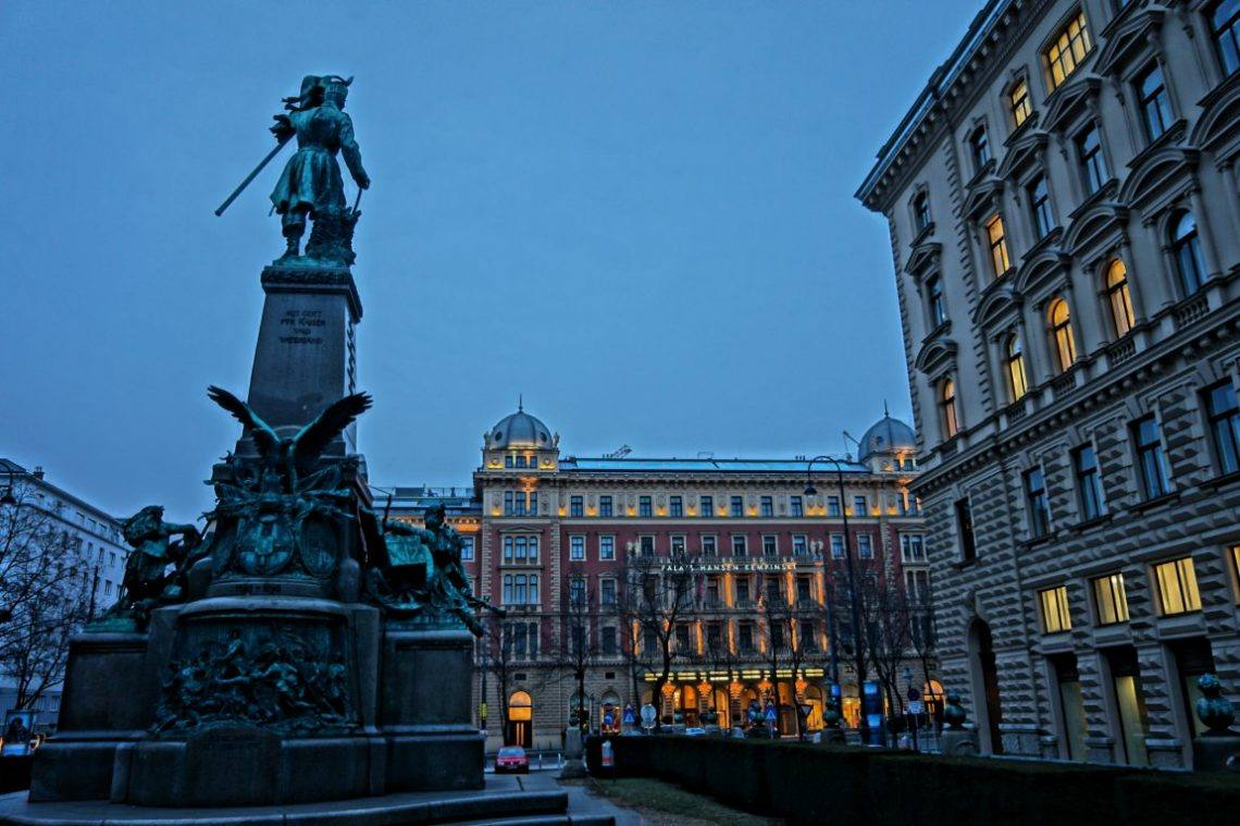 Австрия в сердце. Что посмотреть в Вене за 2-3 дня.