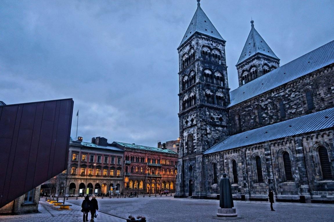 Лунд: город, где можно снимать Гарри Поттера