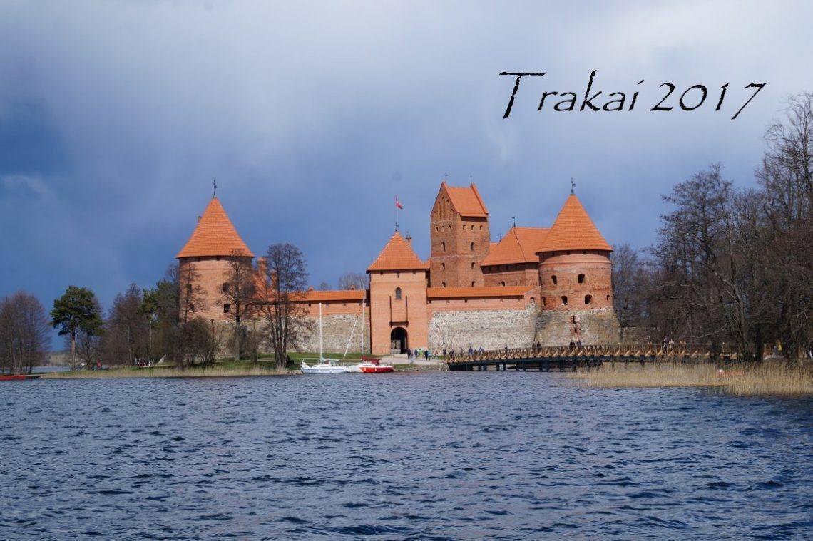 Тракай: замок у озера и другие достопримечательности региона.