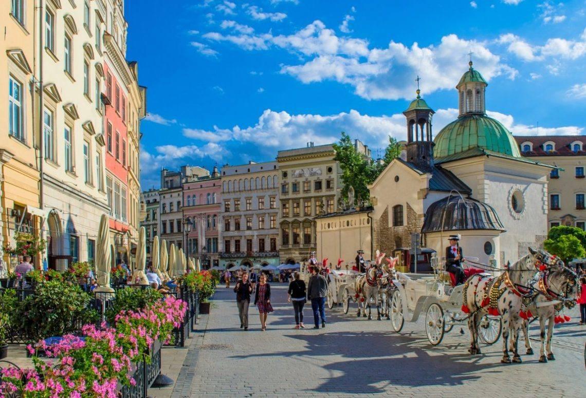Как доехать из Минска в Краков: поезд, автобус, самолет и другие варианты проезда