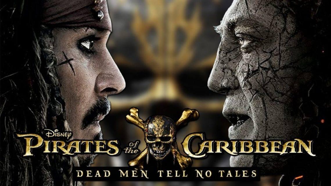 В бой идут одни старики: мой отзыв о пятых Пиратах Карибского моря
