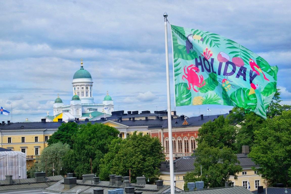 Старт и Finnish. Все достопримечательности Хельсинки в одной статье.