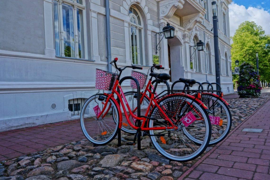 velosipedy