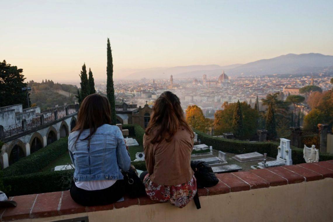 10 дней солнца. Моя первая статья о нашей осенней поездке в Италию.