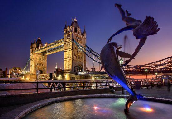 Лондон. Неиссякаемый источник вдохновения. Гостевая статья от редактора сайта VP.BY.