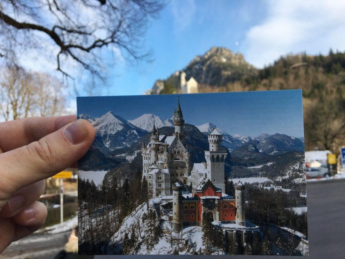 Как доехать из Мюнхена в Фюссен и замок Нойшванштайн. Пошаговая инструкция.