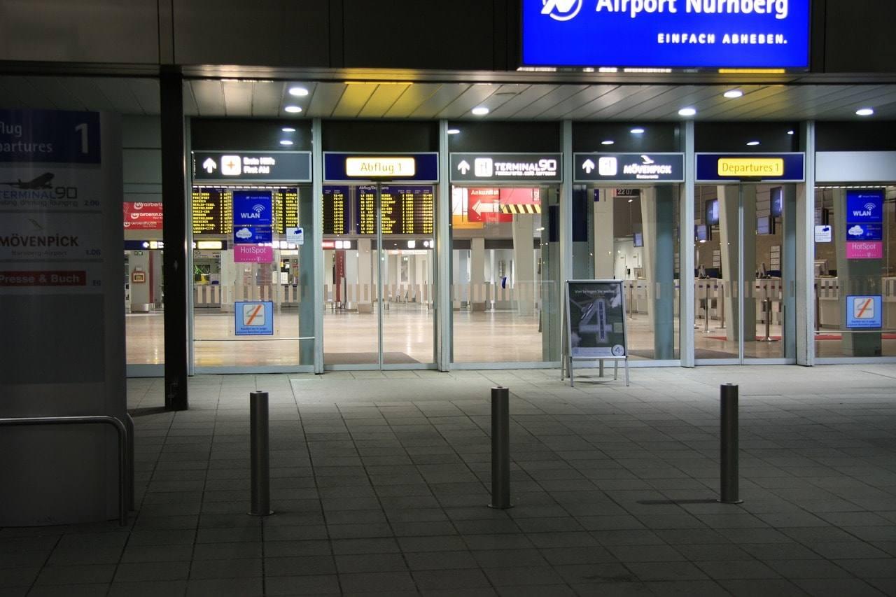 Аэропорт Нюрнберга: как добраться на вокзал и в центр города. 3 лучших способа.