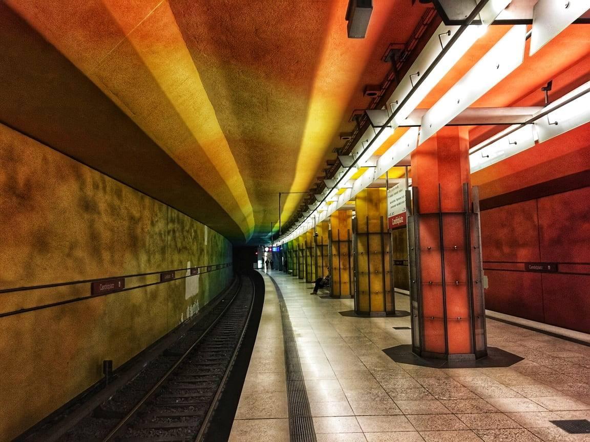 Метро Мюнхена. Стоимость билетов, отличия от метро в СНГ и другая полезная информация.